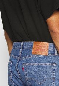 Levi's® - 501® '93 STRAIGHT UNISEX - Straight leg jeans - bleu eyes sunshine stonewash - 4