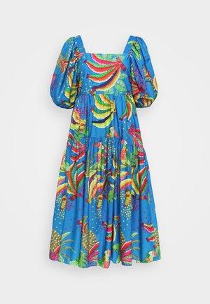 BLUE BANANA MIDI DRESS - Day dress - multi