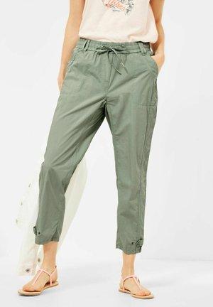 Trousers - grün