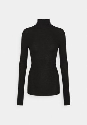 SEAMLESS - Jumper - black