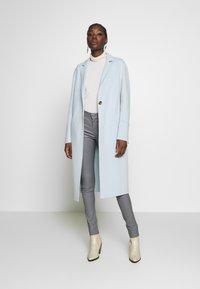 Oakwood - HELSINKI - Classic coat - ice blue - 1
