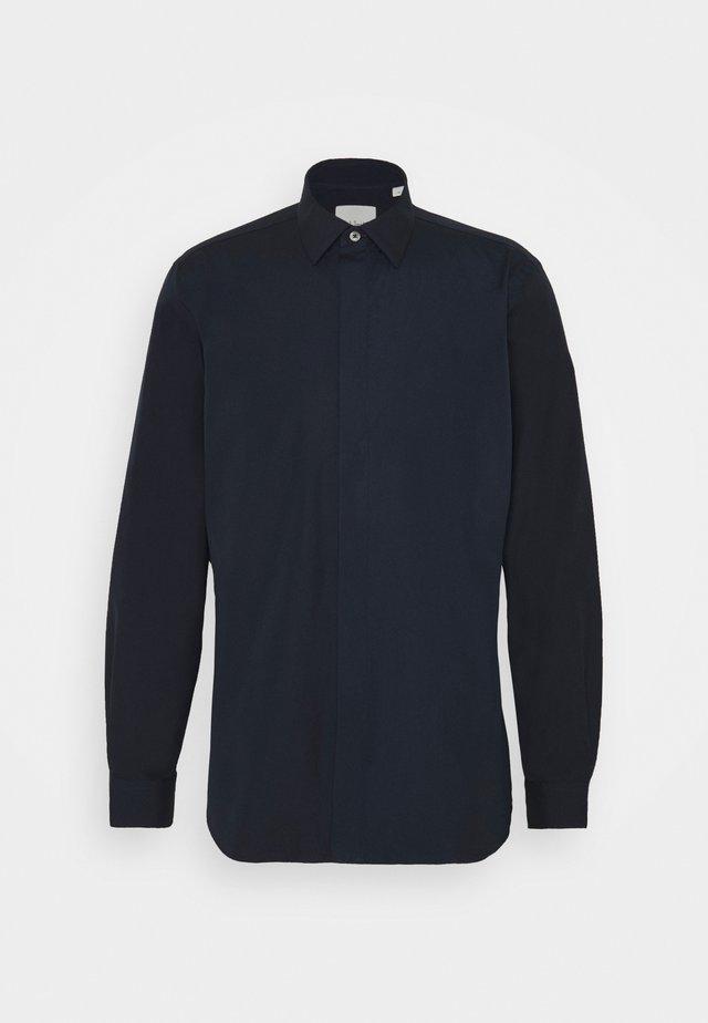 TAILORED SHIRT - Finskjorte - dark blue