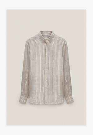 Formal shirt - beige