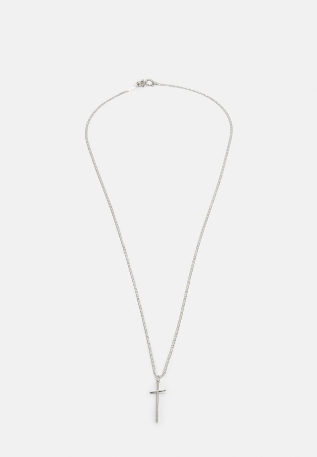 GEORGE NECKLACE UNISEX - Collar - silver-coloured