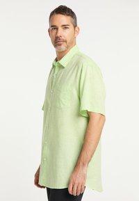 Pioneer Authentic Jeans - Overhemd - pistachio - 3