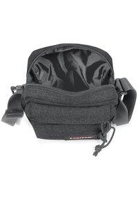 Eastpak - Across body bag - black denim - 3