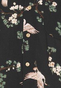Kaotiko - KYOTO - Shirt - black - 2