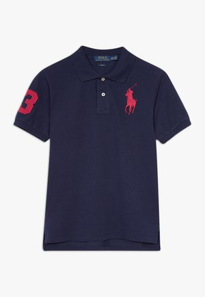 SLIM  - Polo shirt - french navy