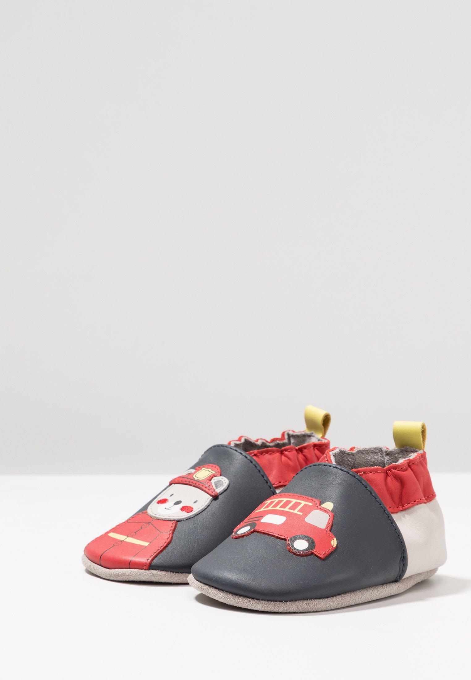 Kids FIREMAN - First shoes