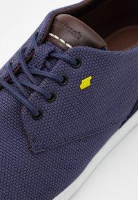 Boxfresh - HENNING - Sneakers laag - navy - 5