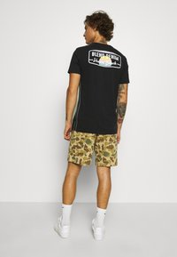 Quiksilver - SCOUTHUNTERWALK - Shorts - pacific incense - 2