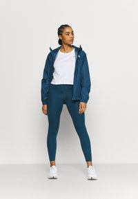 The North Face - QUEST JACKET - Giacca hard shell - monterey blue - 1