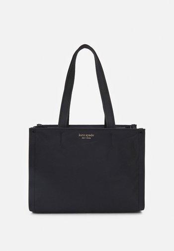 MEDIUM TOTE - Tote bag - black