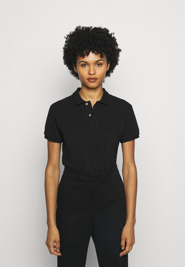 Polo shirt - polo black