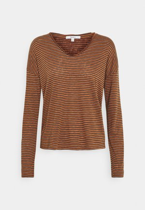LUCILLE - Long sleeved top - tan