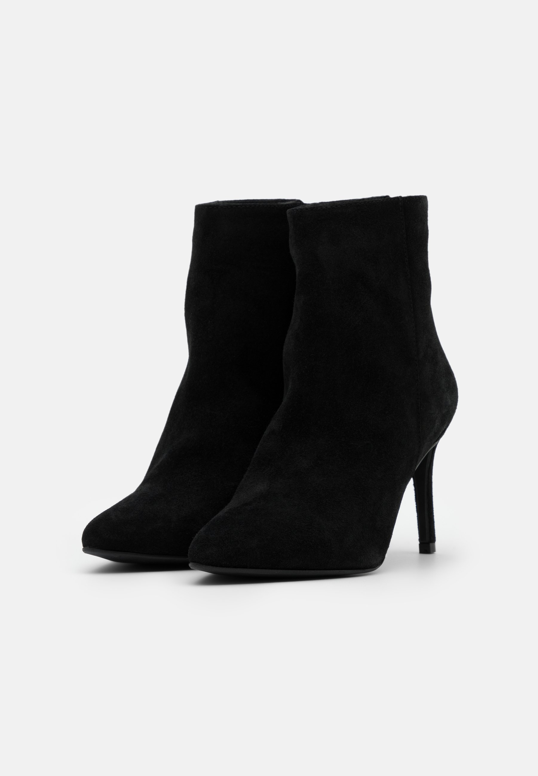 Bianco High heeled ankle boots - black Women's Ankle Boots ImAQQ