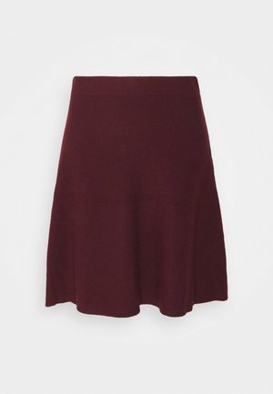 ONLLYNSIE SKIRT  - A-line skirt - port royale