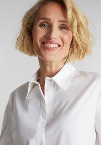 Esprit Collection - Button-down blouse - white - 5