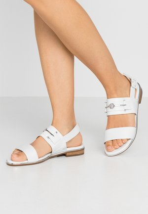 RUNA - Sandály - weiß