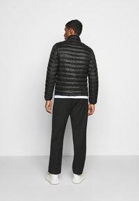 KARL LAGERFELD - JACKET - Light jacket - black - 2