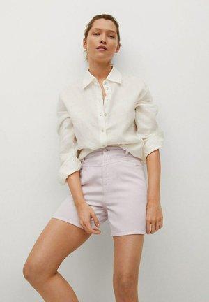 Shorts - pastel pink