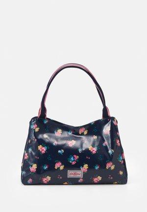 HOBO SHOULDER BAG - Handbag - navy