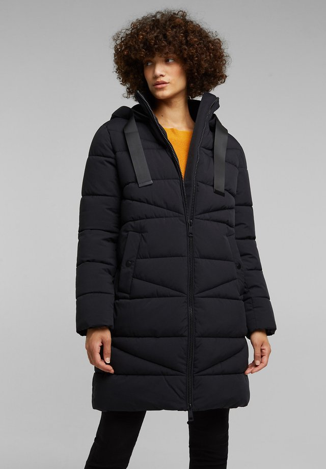PUFFER  - Wintermantel - black