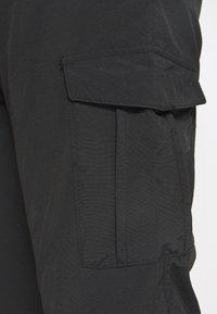 Brave Soul - Cargo trousers - black - 4