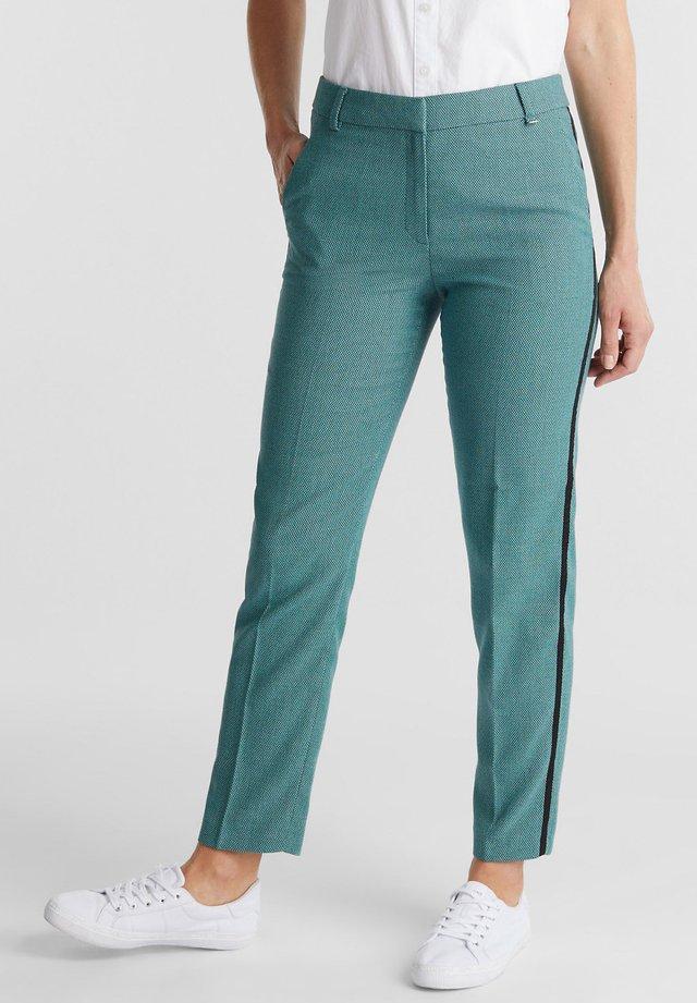 Pantalon classique - dusty green