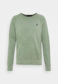 LONG SLEEVE - Sweater - cargo green
