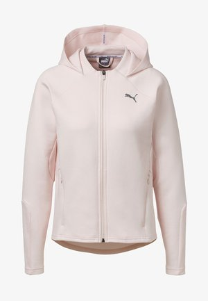 EVOSTRIPE - Training jacket - rosewater