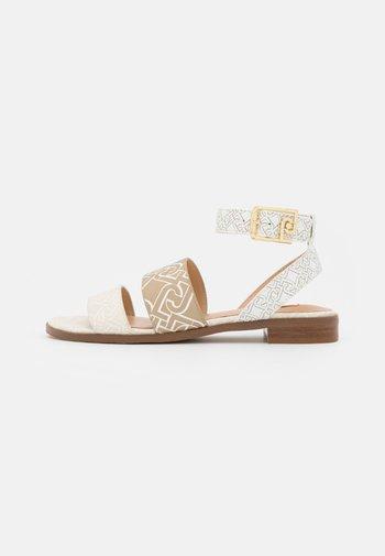 ERIN  - Sandals - white/milk