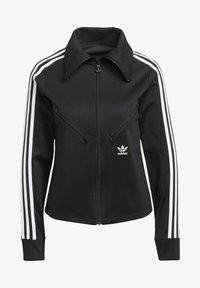 adidas Originals - ORIGINALS PRIMEBLUE TRACK SLIM - Giacca sportiva - black - 5