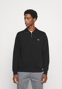 Lacoste - Long sleeved top - noir - 0