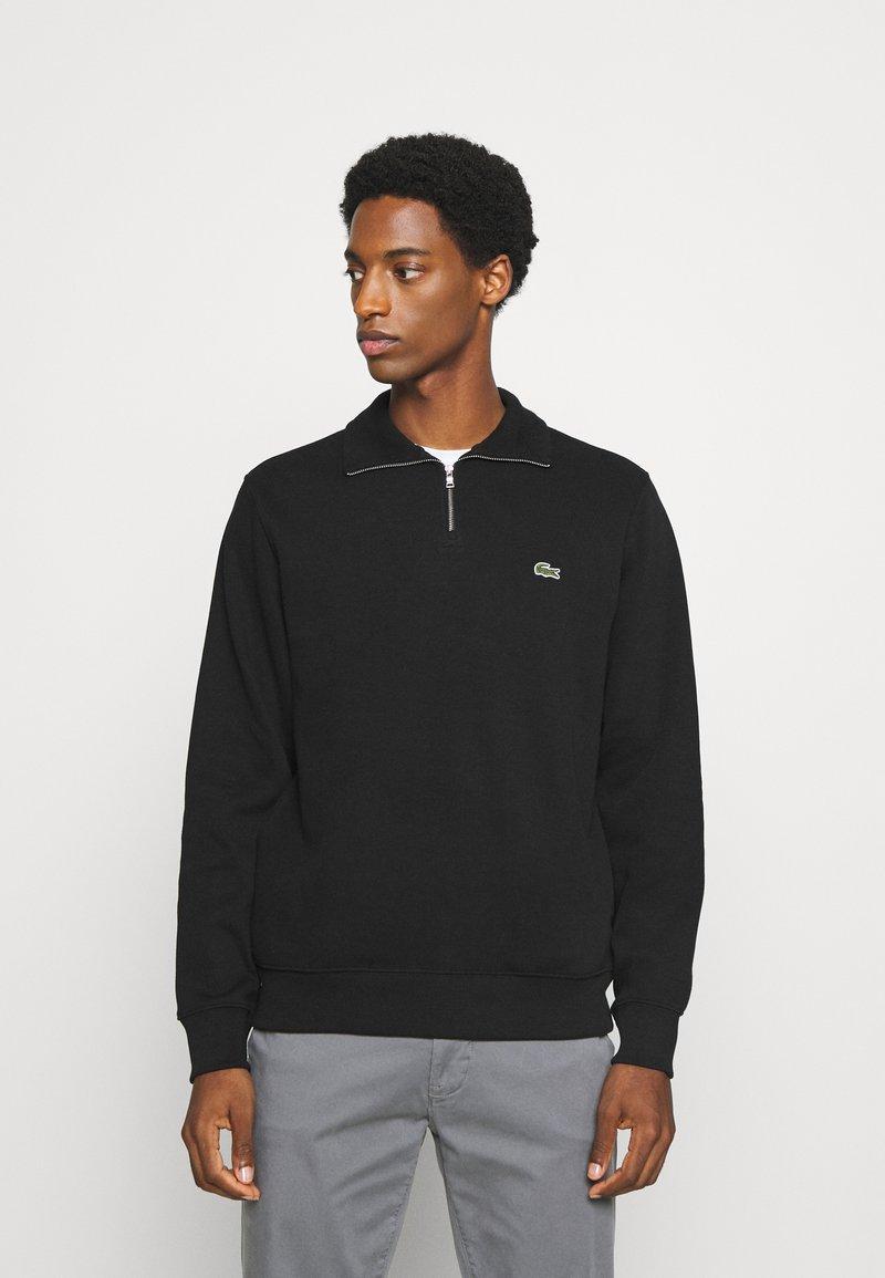 Lacoste - Long sleeved top - noir