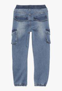 Name it - NMMBOB  - Pantalones cargo - light blue denim - 1