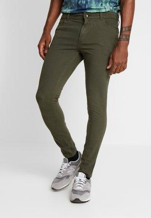 SPRAY ON - Pantalon classique - khaki