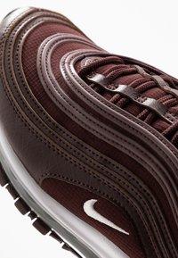 Nike Sportswear - AIR MAX 97 - Sneakers laag - el dorado/white/metallic silver - 2