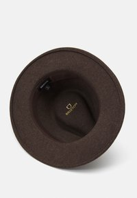 Brixton - MESSER FEDORA - Hat - heather brown - 3