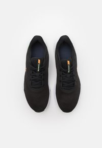 Nike Performance - REVOLUTION 5 - Scarpe running neutre - black/atomic orange/obsidian/white/lime glow - 3