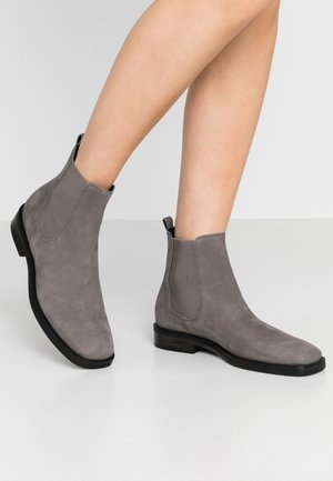 JOAN - Classic ankle boots - grey