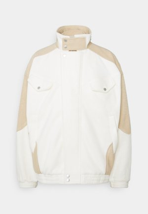 SCOT JACKET UNISEX - Summer jacket - off-white