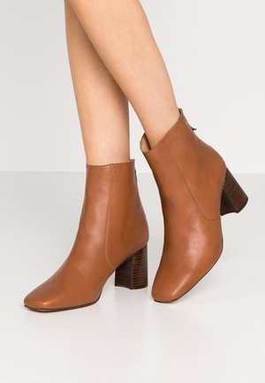 LUNA BOOT - Bottines - caramel