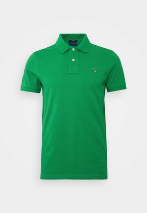 THE ORIGINAL RUGGER - Polo - green
