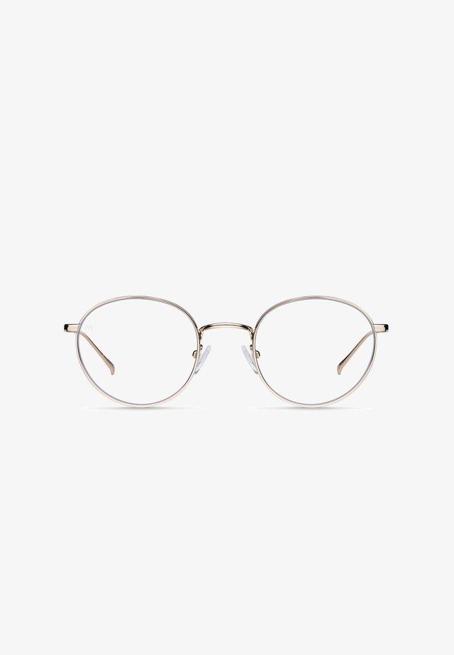 YUDA BLUE LIGHT - Blue light glasses - rose