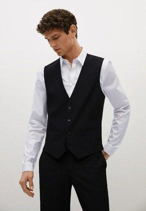 Suit waistcoat - nero