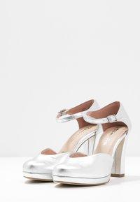 Tamaris - High heels - silver - 4