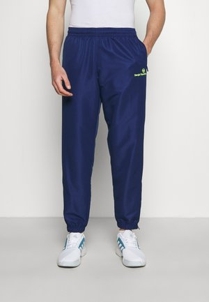 CARSON PANTS - Tracksuit bottoms - blu/lime