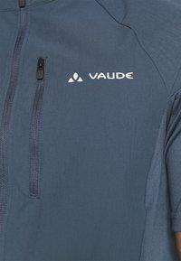 Vaude - MENS QIMSA WIND - Cyklistický dres - steelblue - 4