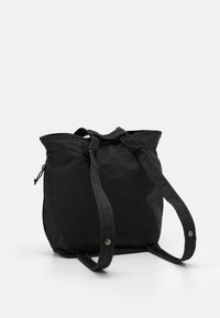 anello - 2WAY TOTE BACKPACK UNISEX - Rucksack - black - 3